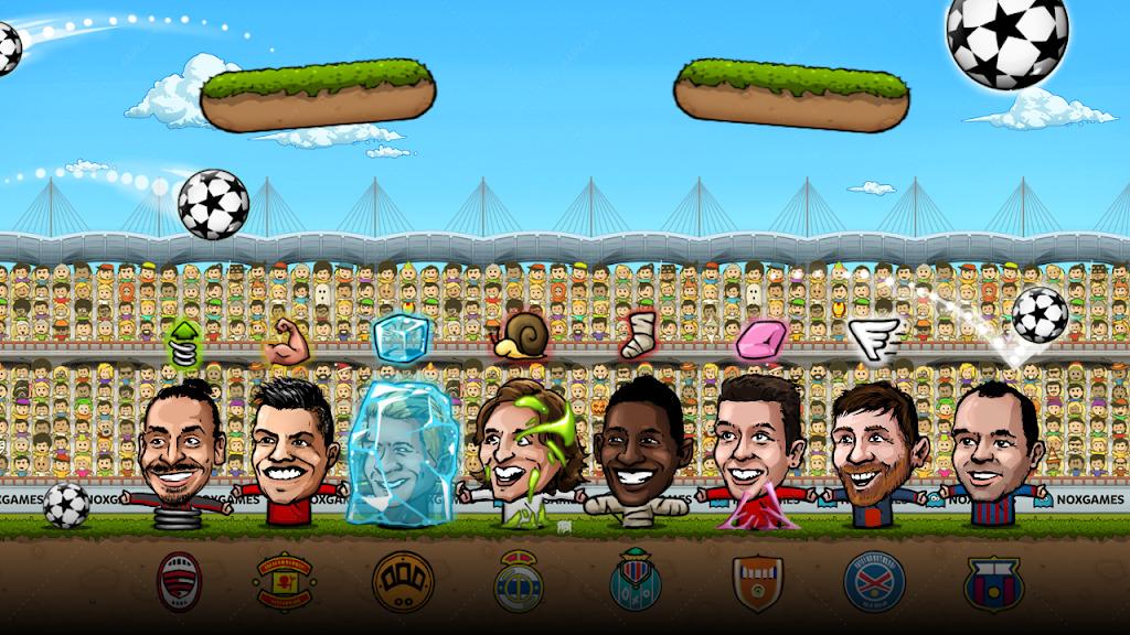 Скачать puppet soccer 2014 футбол  мод  много денег  1. 0. 128 c59b7e8a373