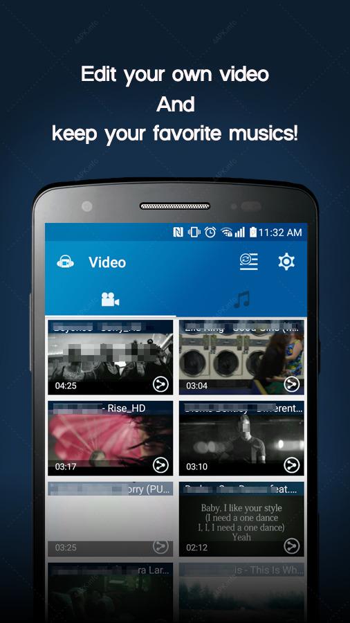 MP3 Video Converter screenshot