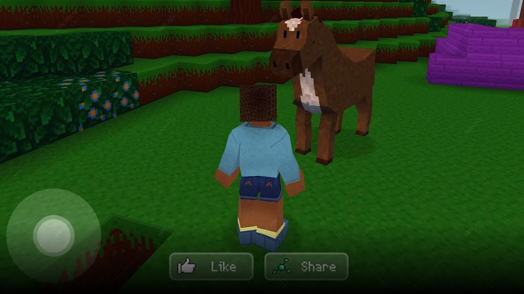 Block Craft 3D бесплатно игры: лучшие симулятор screenshot