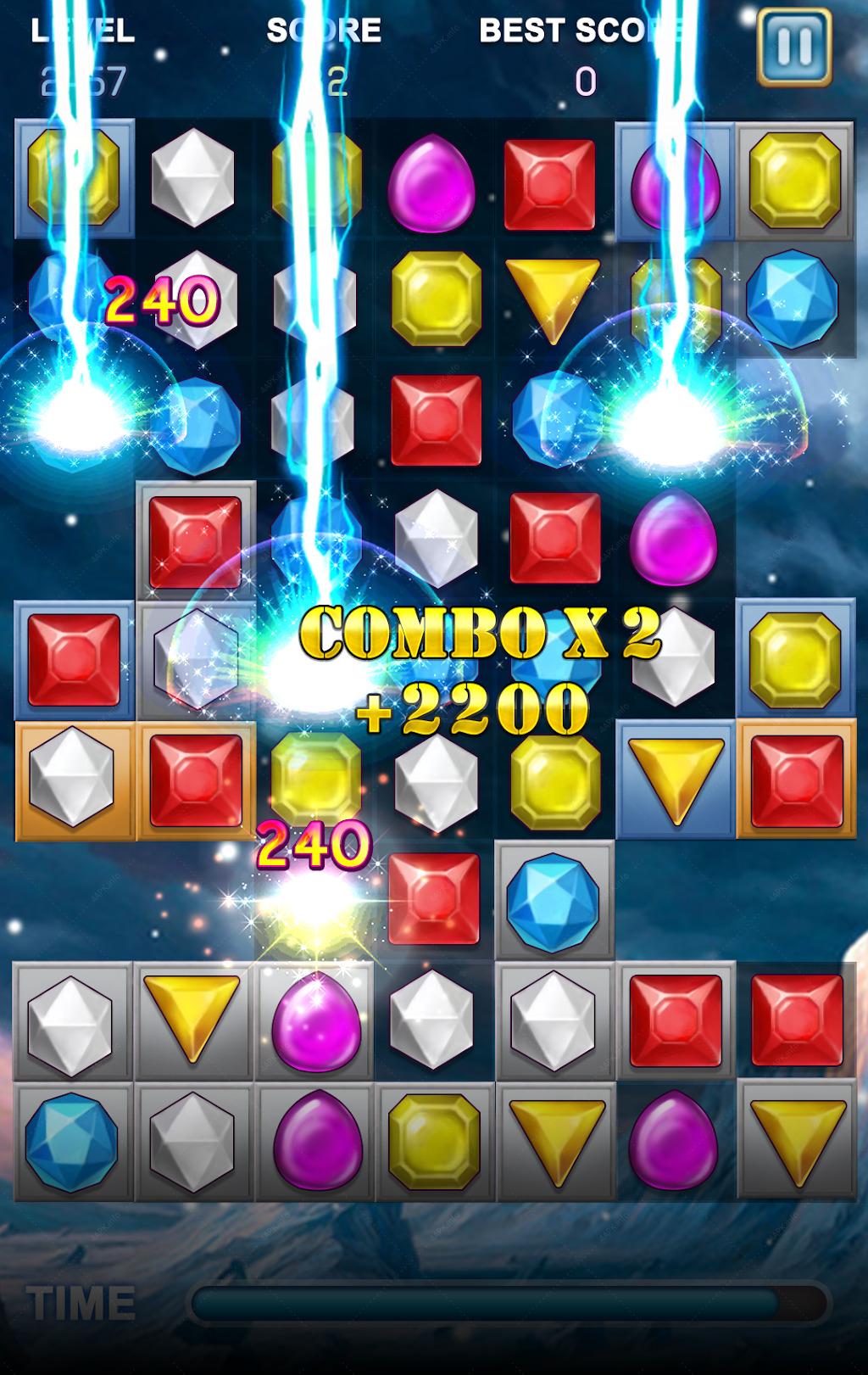 Jewels Star screenshot