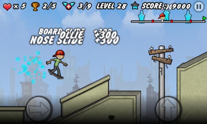 Skater Boy screenshot