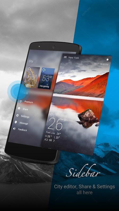 Прогноз GO погоды & виджеты screenshot