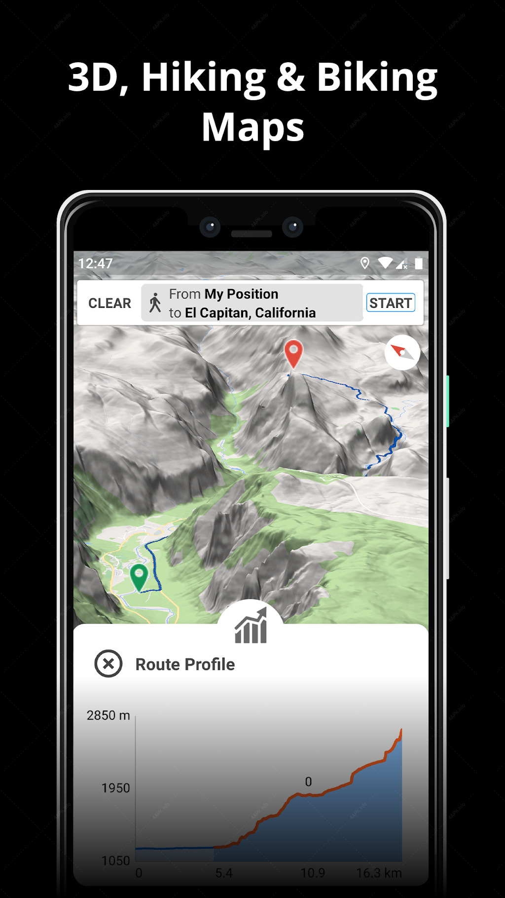 Magic Earth Navigation & Maps screenshot