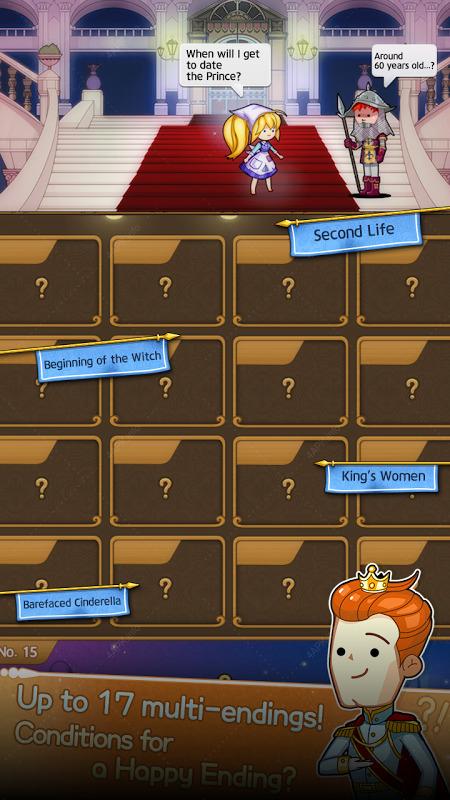 Labor Cinderella игра v 1 1 скачать APK для Android (21g )