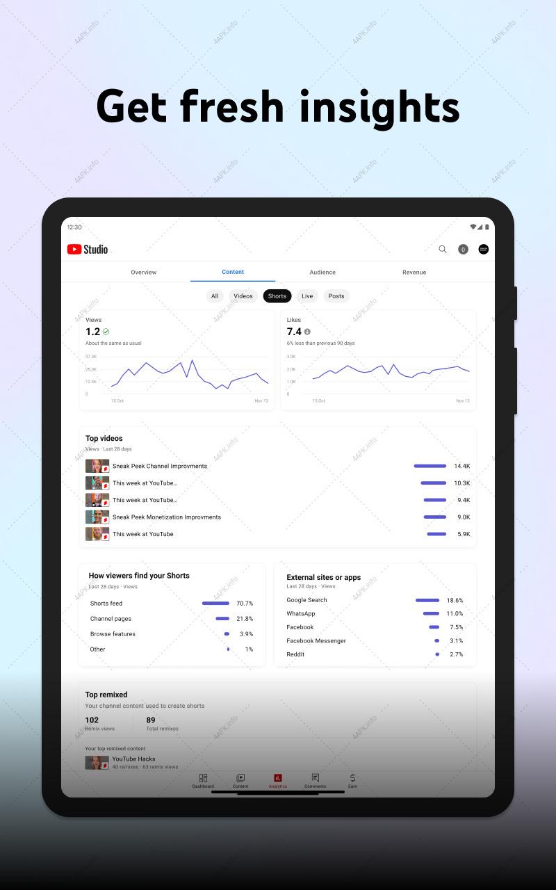 ТворческаястудияYouTube screenshot