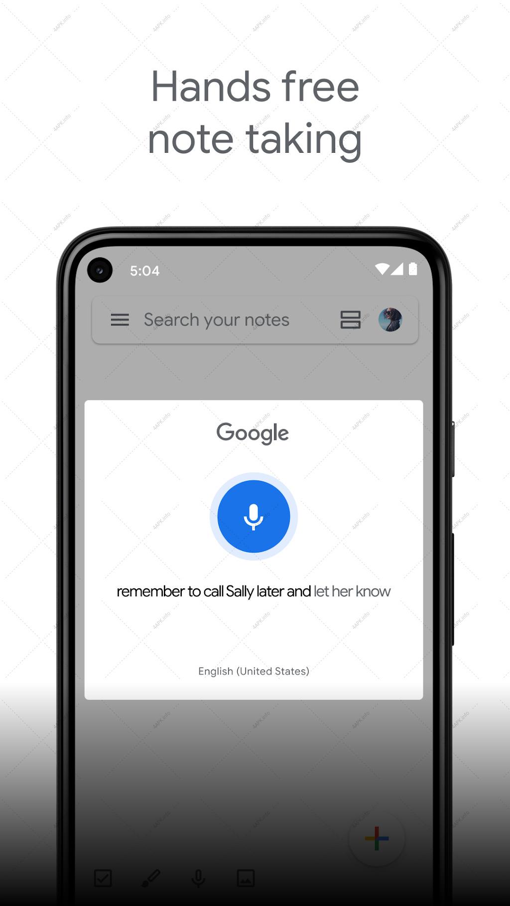 Google Keep – заметки и списки screenshot