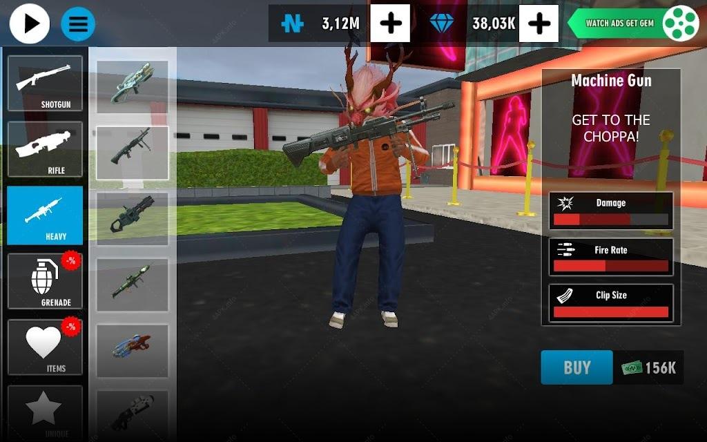 Real Gangster Crime: GTA screenshot
