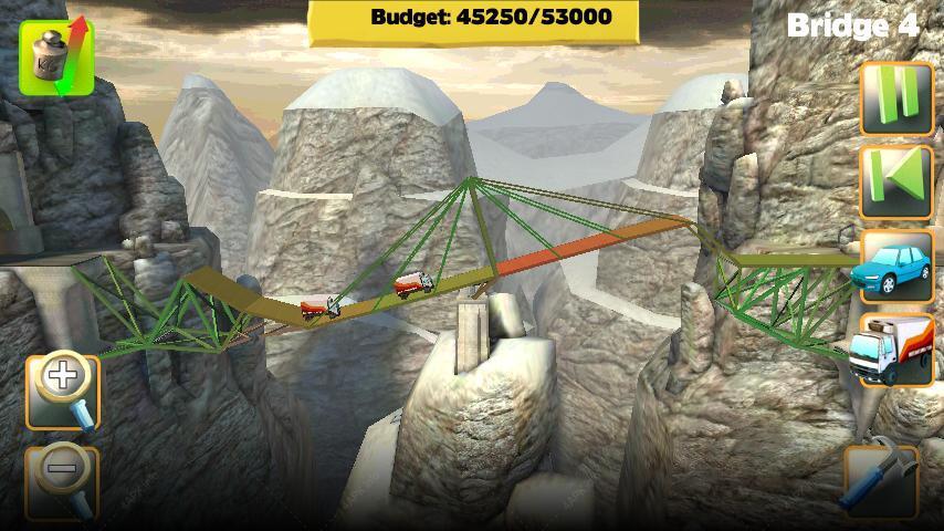 Мост конструктор бесплатно screenshot