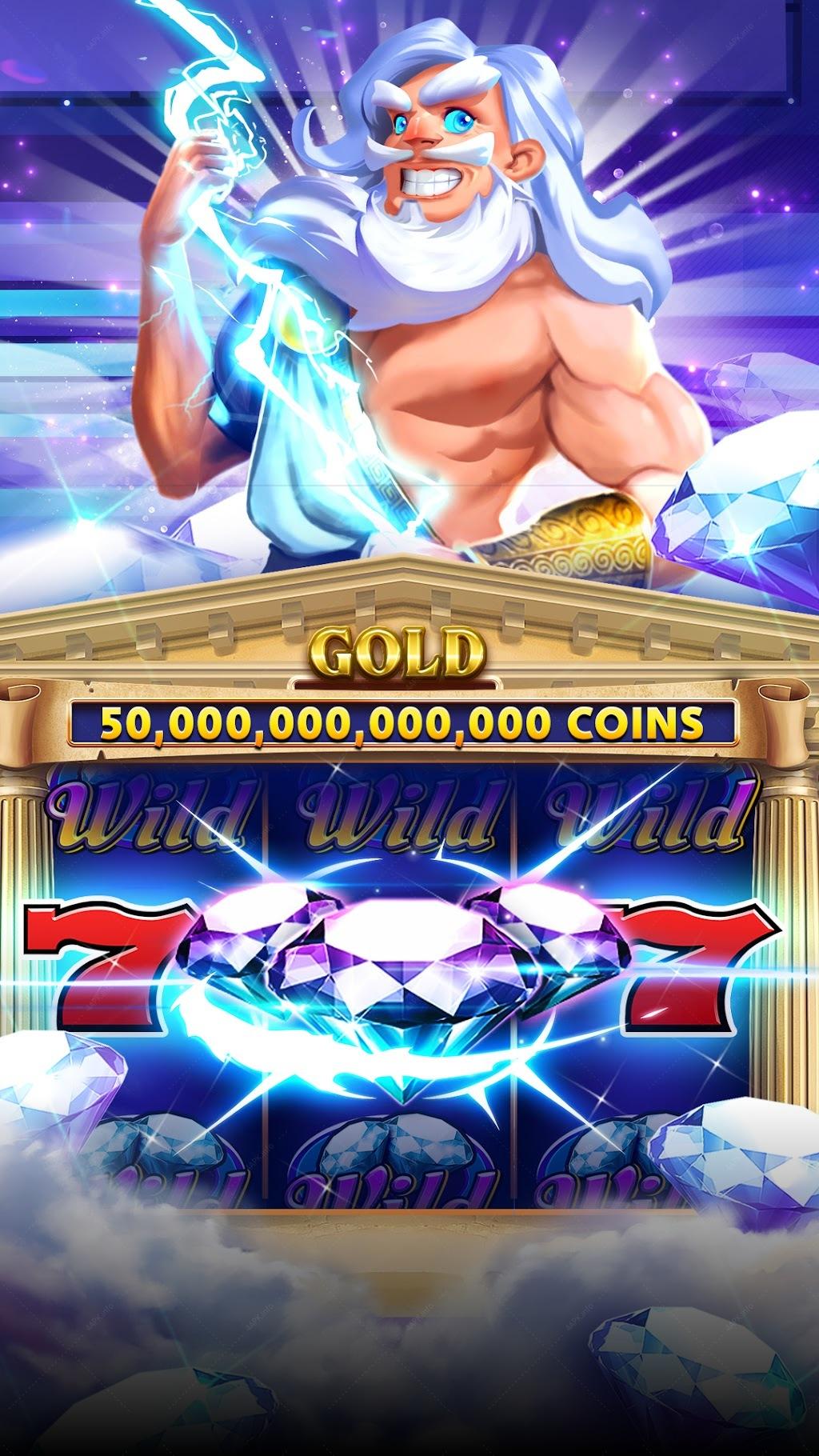 Free Slots™ Billionaire Casino screenshot