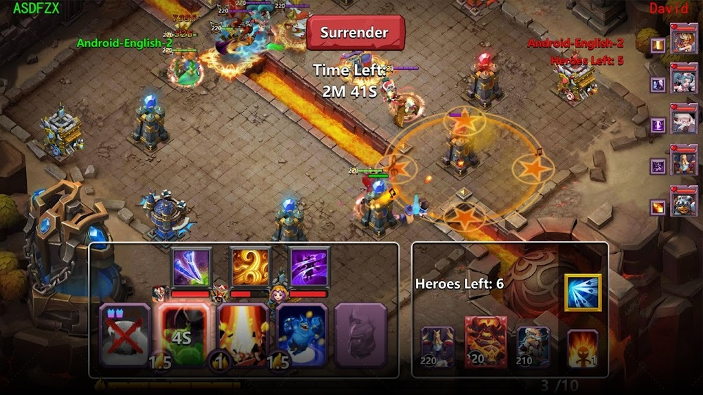 Clash of Lords 2: Guild Brawl screenshot