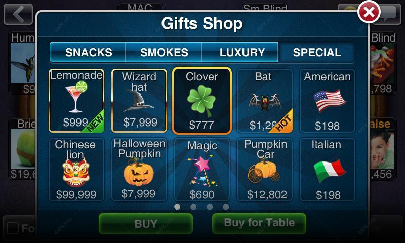 Texas HoldEm Poker Deluxe screenshot