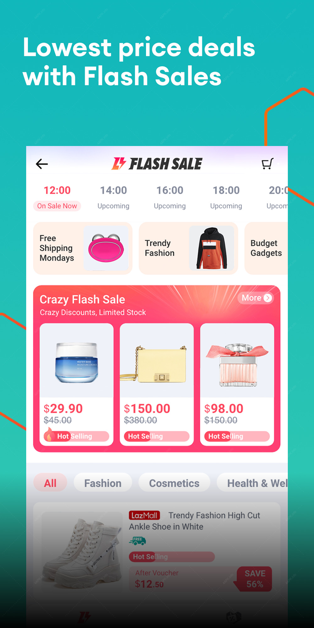 Lazada - Online Shopping & Deals screenshot