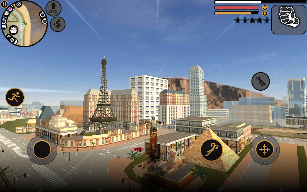 Vegas Crime Simulator screenshot