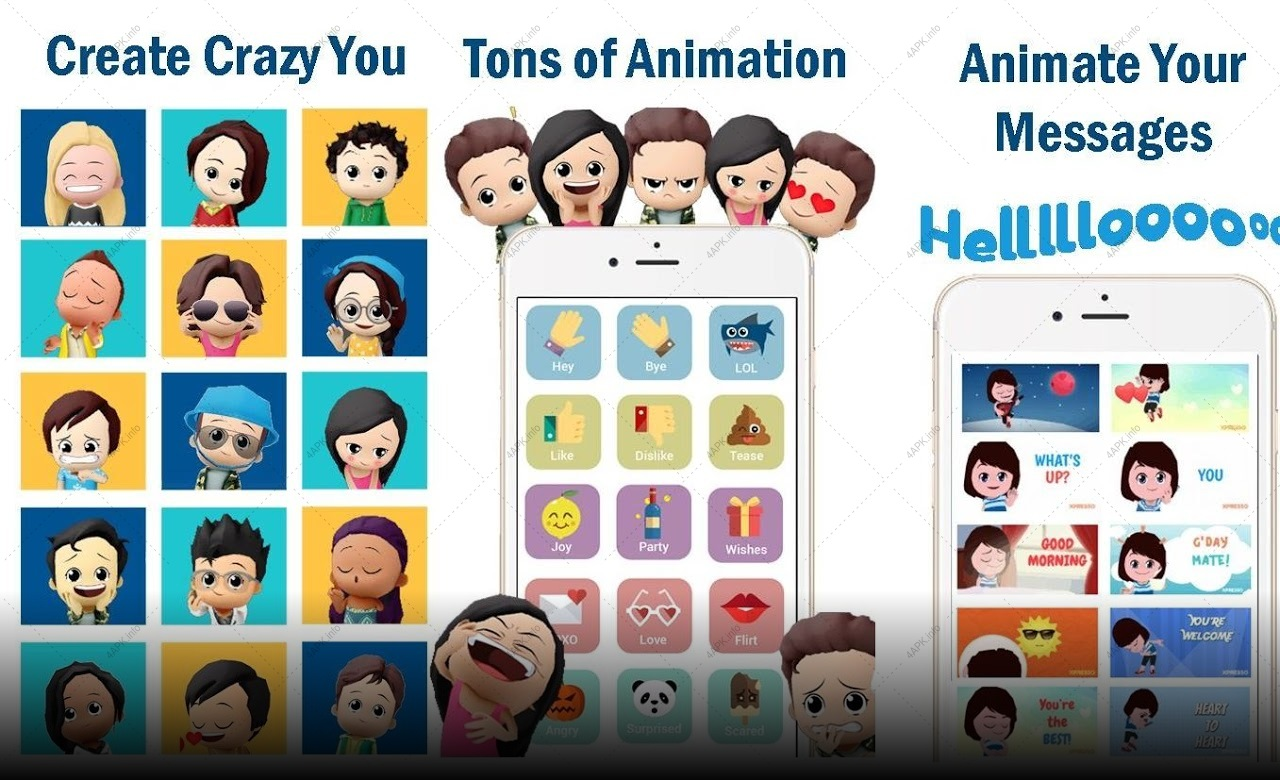 3d animation maker apk for android