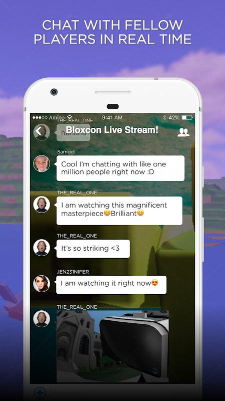 Blox Amino for Roblox Players screenshot