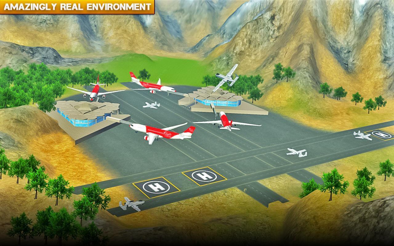самолет реактивный самолет летающий имитатор игры screenshot