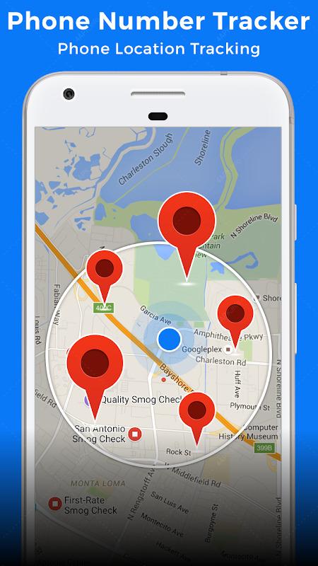Phone Number Tracker приложение v 12 3 скачать APK для
