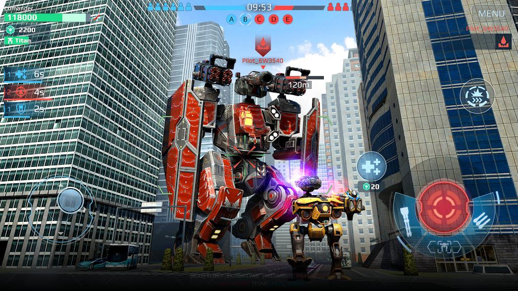 War Robots screenshot