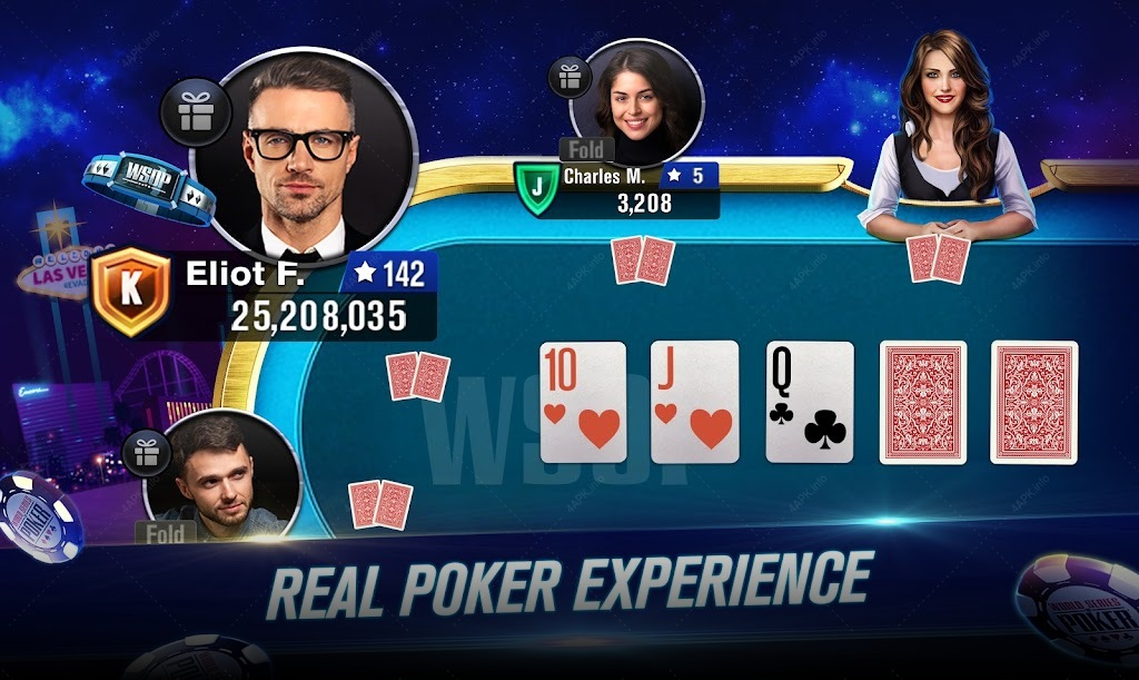 World Series of Poker - WSOP screenshot