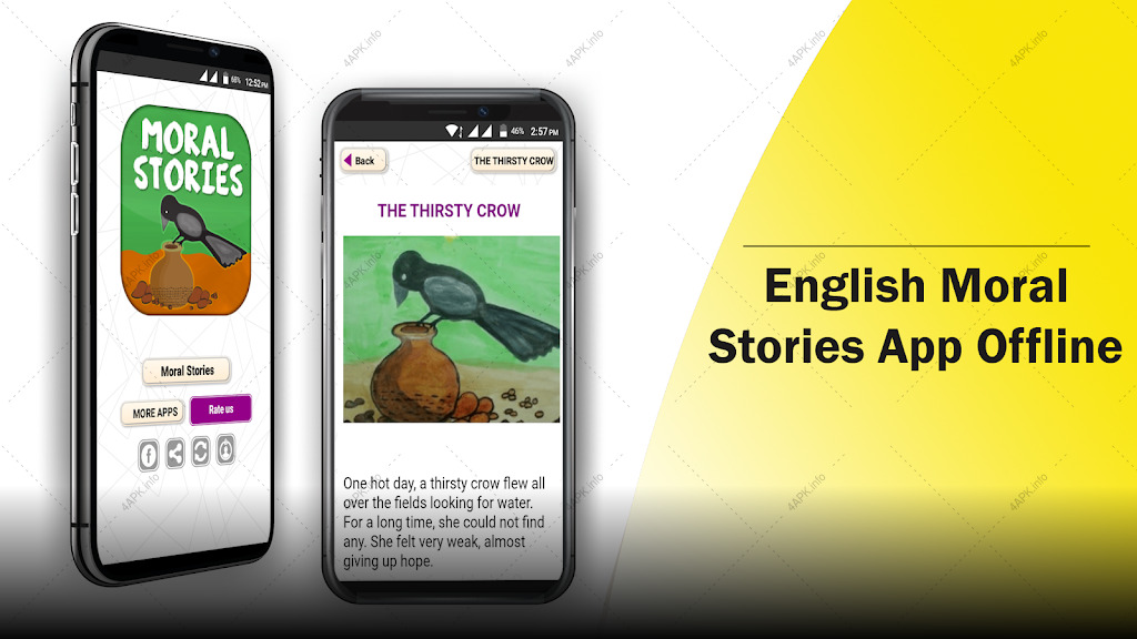 100+ moral stories in english short stories приложение v