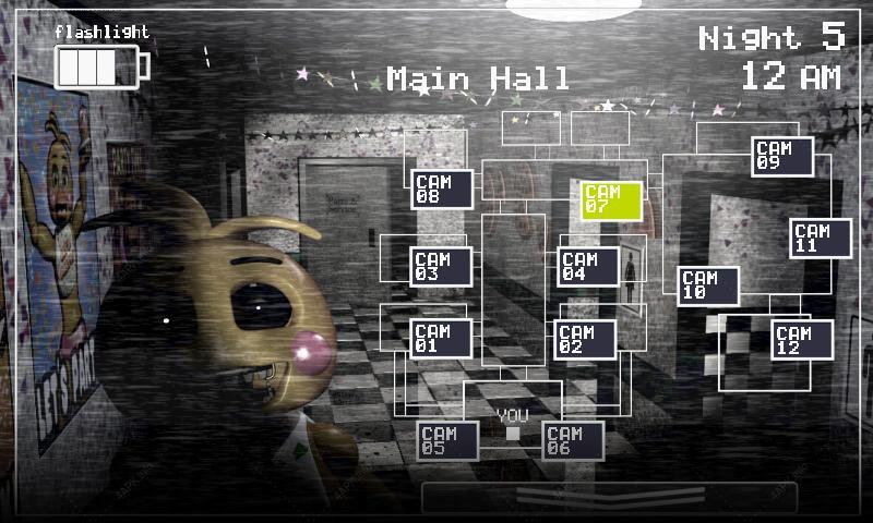 Five Nights at Freddy's 2 Demo screenshot