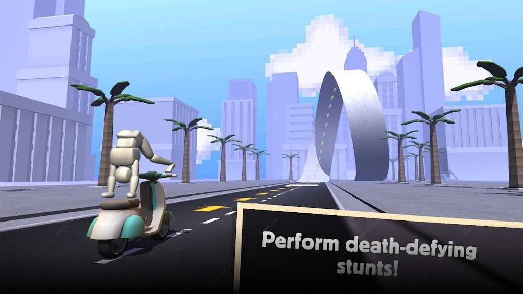 Turbo Dismount™ screenshot