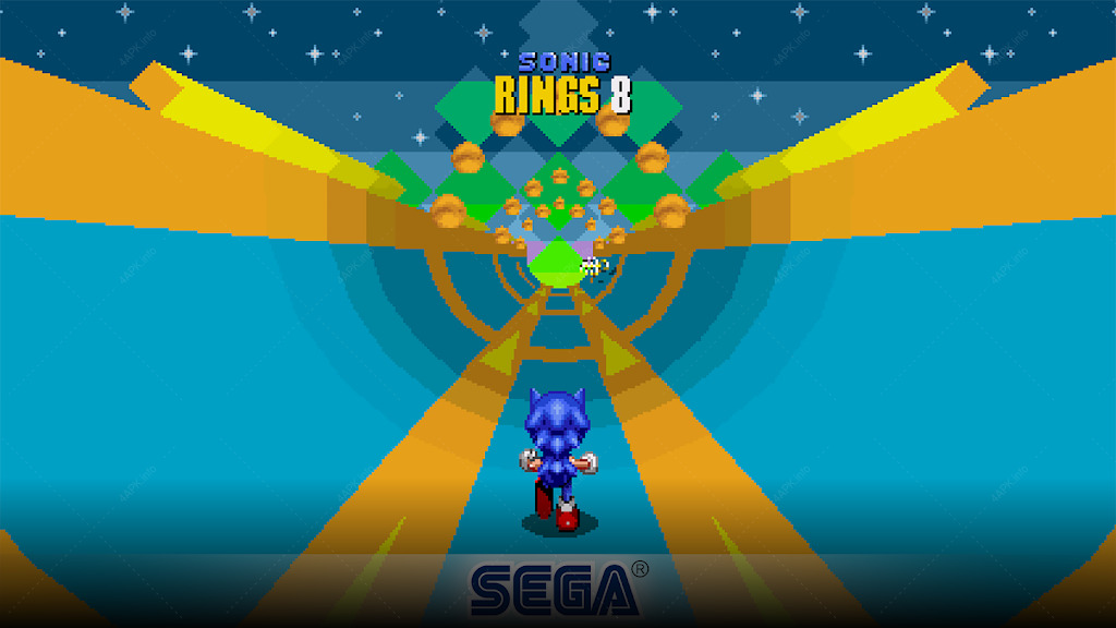 Sonic The Hedgehog 2 Classic screenshot