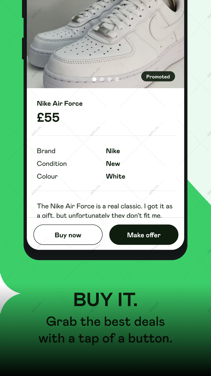 Shpock Boot Sale & Classifieds App. Buy & Sell screenshot