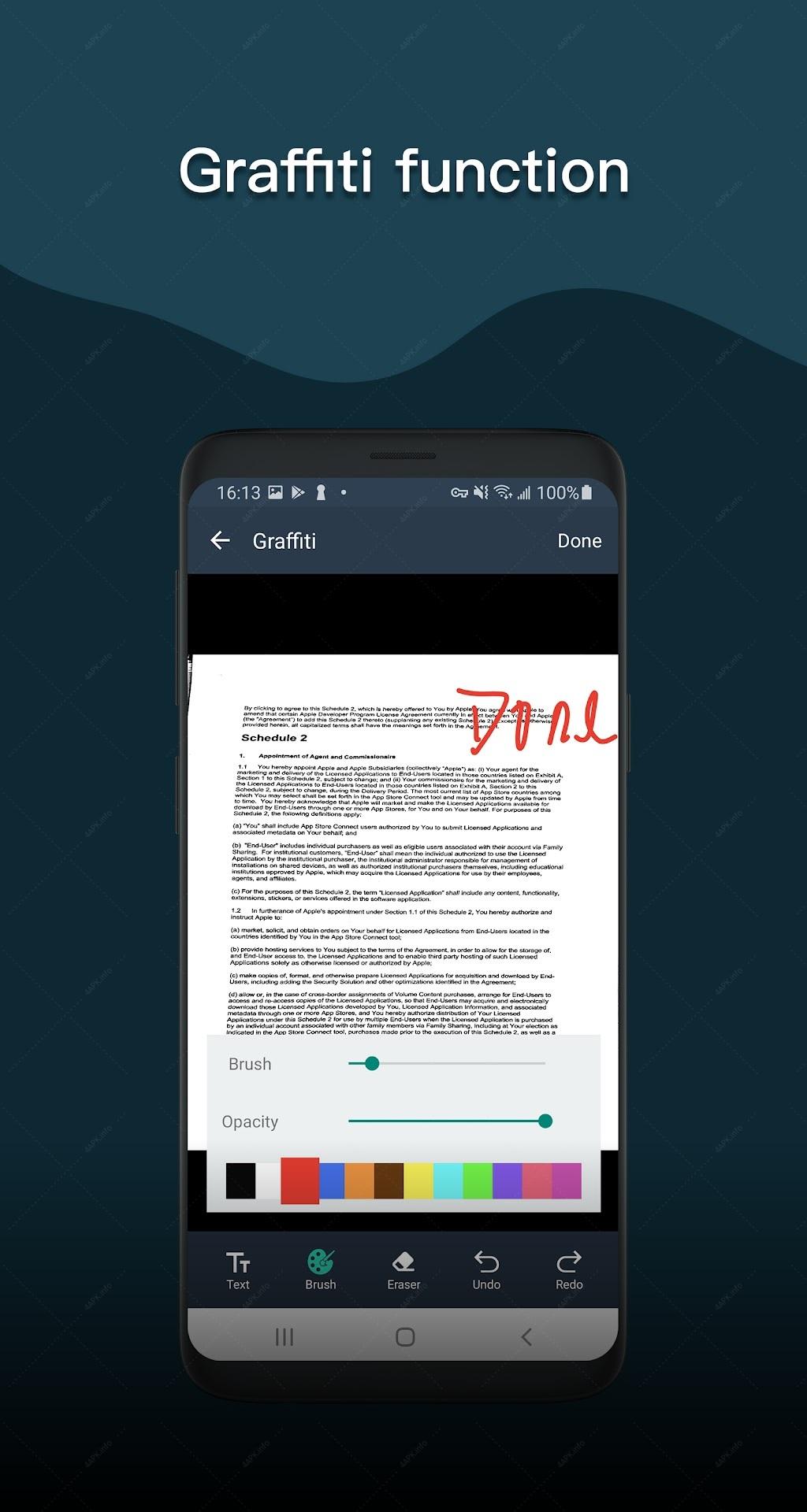 Simple Scan - PDF Scanner App приложение v 3 4 скачать APK