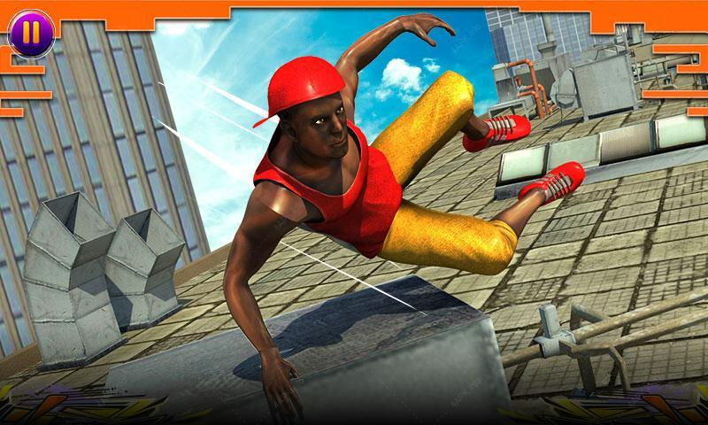 City Parkour Sprint Runner 3D screenshot