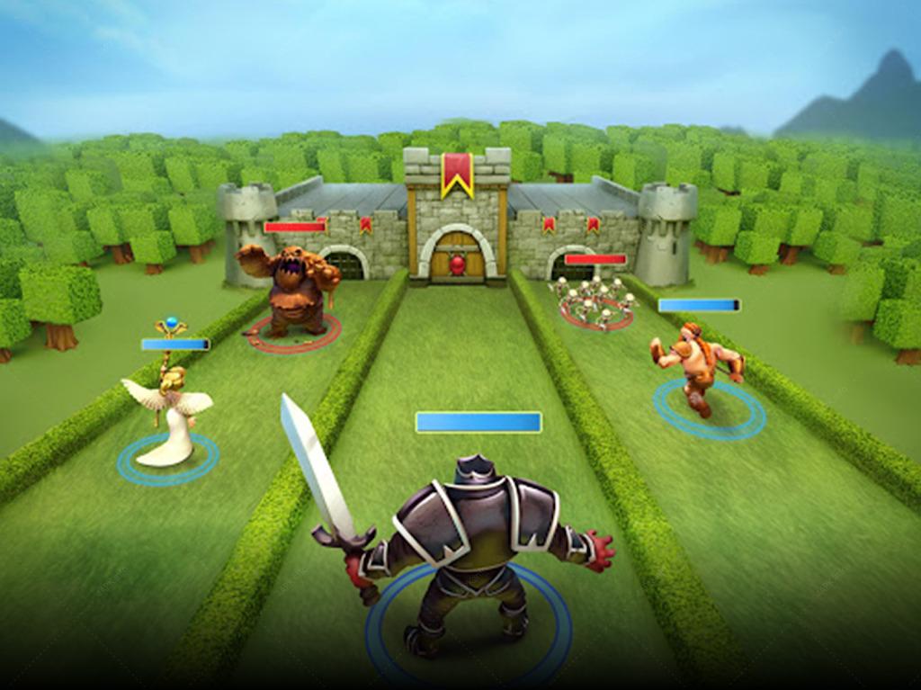 Castle Crush: Карточные игры онлайн screenshot