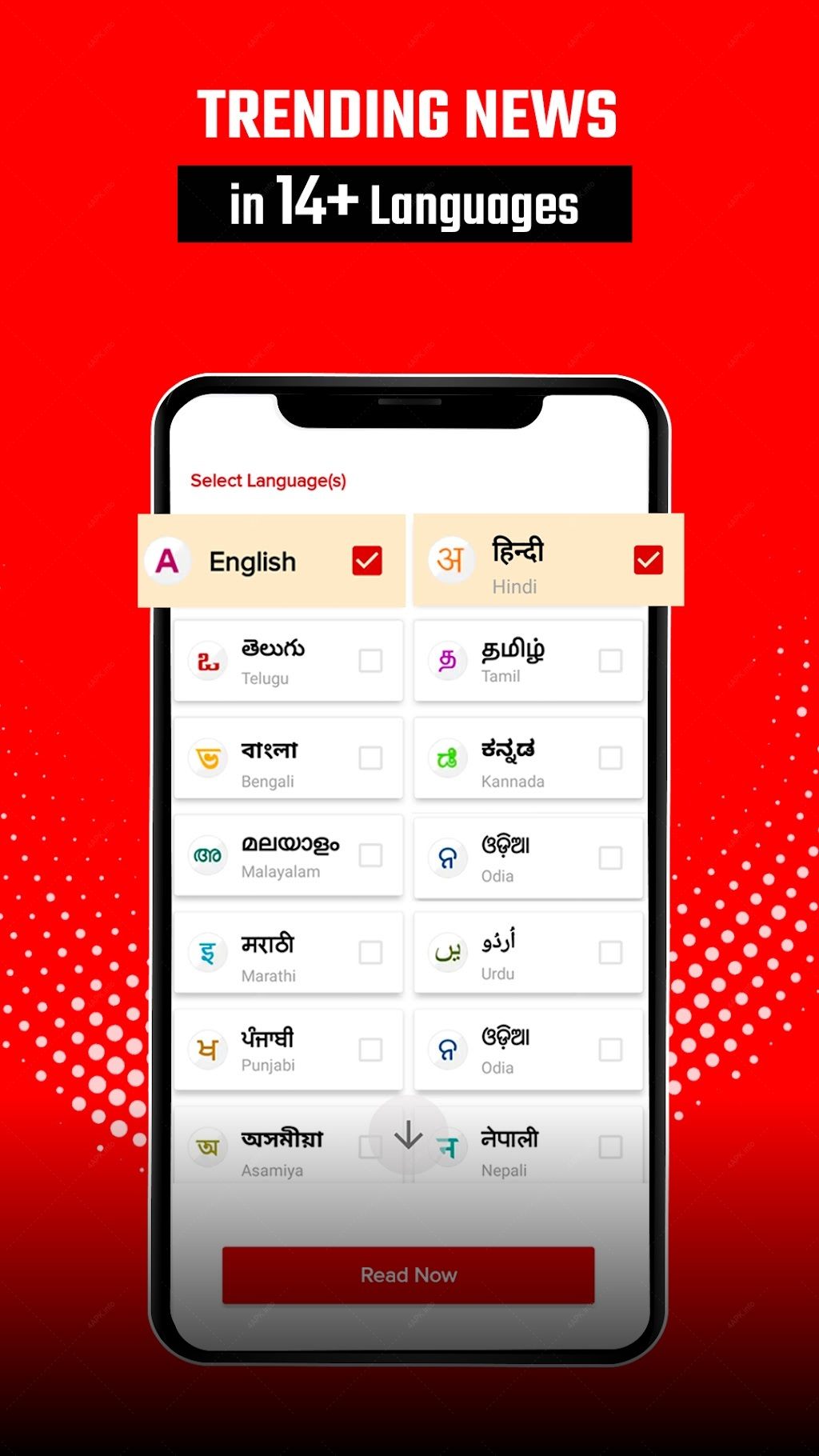India News by NewsPoint: Latest, Breaking News App screenshot