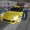 Игра -  Crazy Driver Taxi Duty 3D