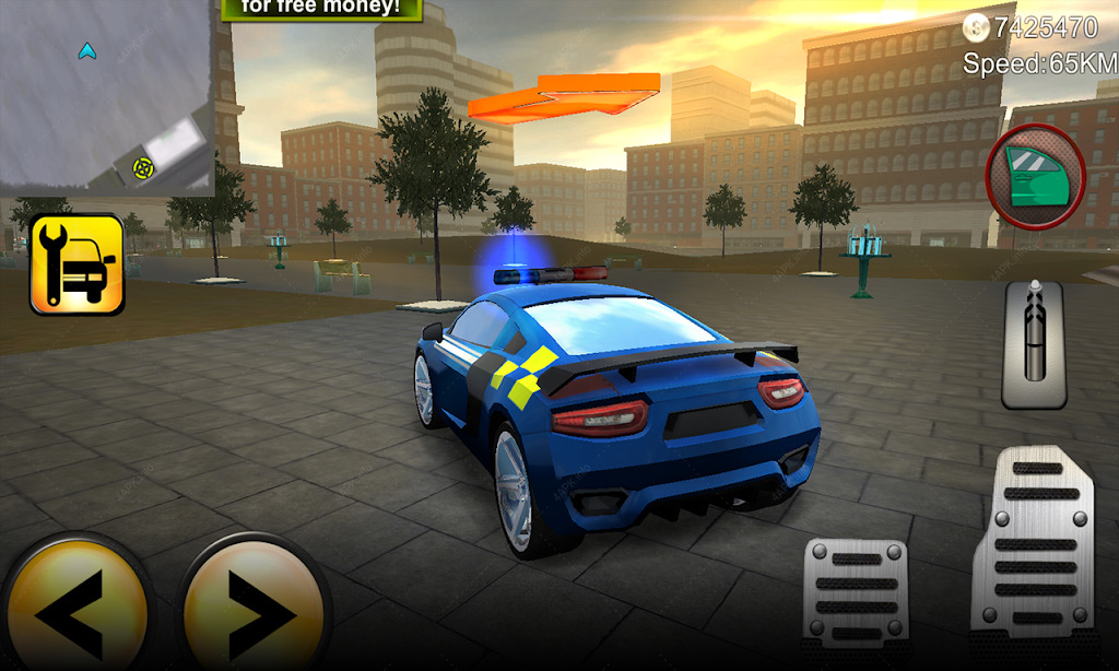 3D SWAT POLICE MOBILE CORPS screenshot