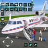 Игра -  город самолет пилот полет 3d