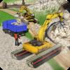 Игра -  Тяжелая Экскаватор Симулятор: Construction Crane