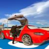Игра -  Умная Автомобиль Вождение Школа аэропорт Стоянка