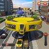 Игра -  гироскопический автобус Вождение имитато Транспорт