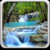 Приложение -  Водопад Живые Обои