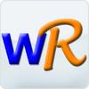 Приложение -  Англо-русский словарь на WordR
