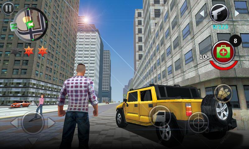 Великий мафиози 3D screenshot