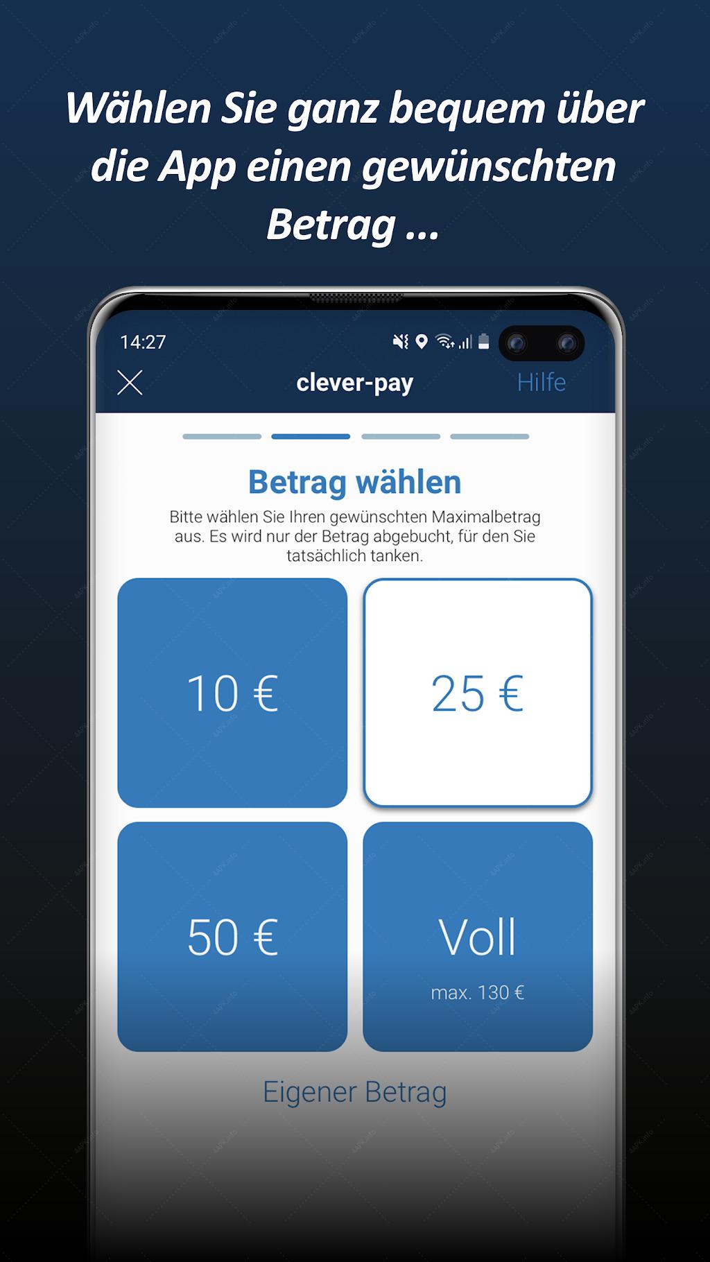 clever-tanken.de screenshot