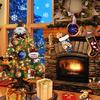Приложение -  Christmas Fireplace LWP