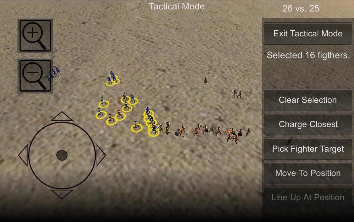Arena Battlefield Team Combat screenshot