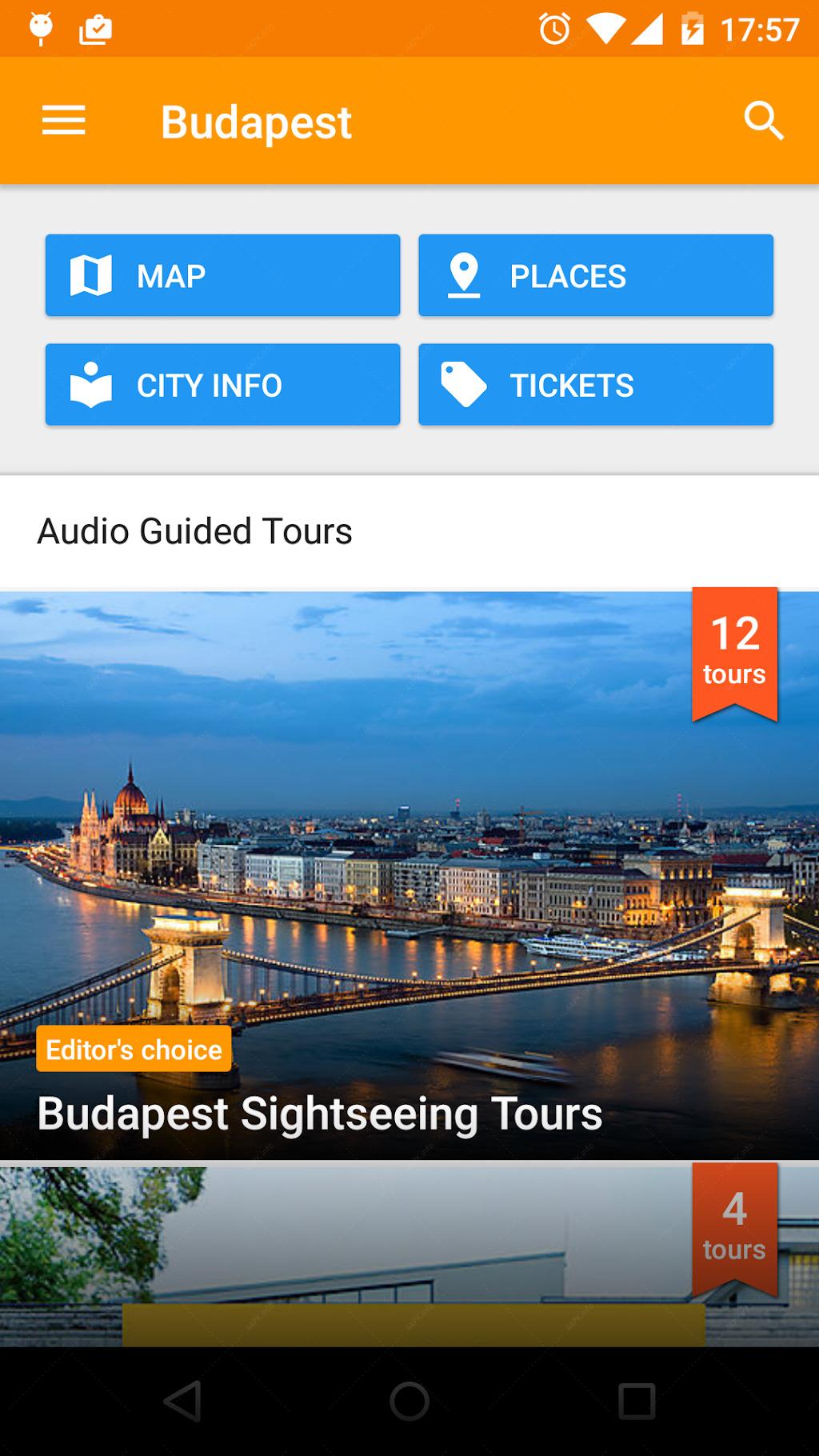 PocketGuide Audio Travel Guide screenshot