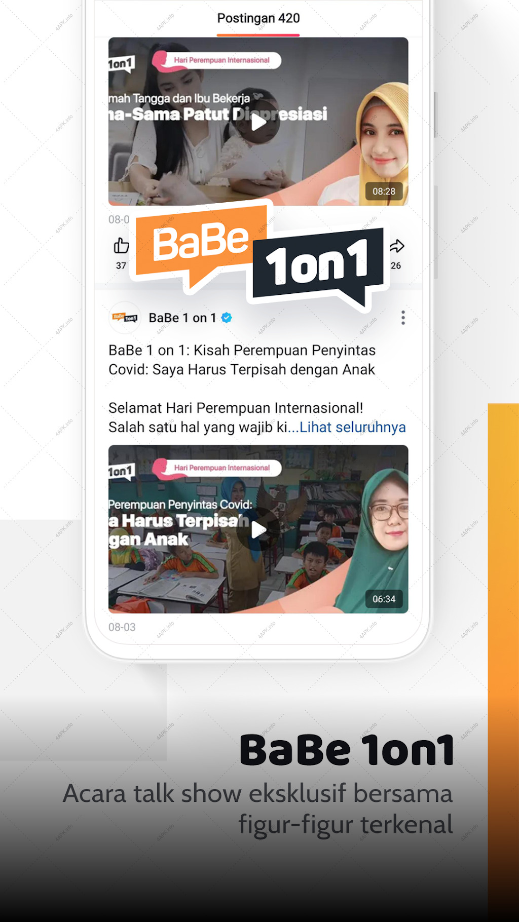 BaBe - Baca Berita screenshot
