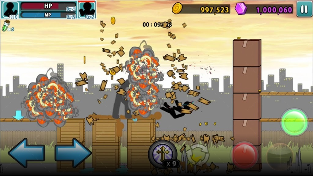 Anger of Stick 5 ( action ) screenshot