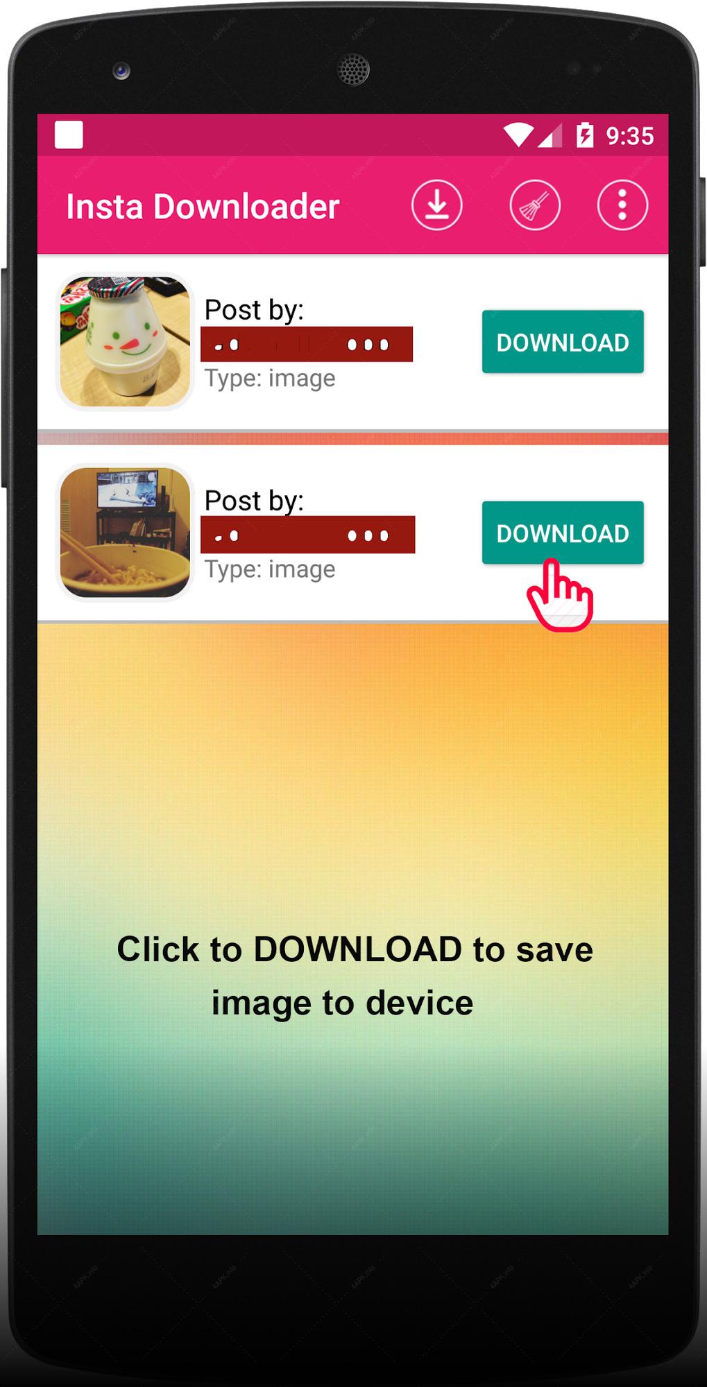 Video Downloader for Instagram приложение v 1 0 1 скачать