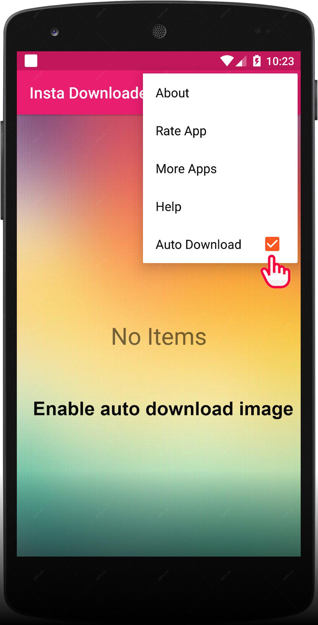 Video Downloader for Instagram screenshot