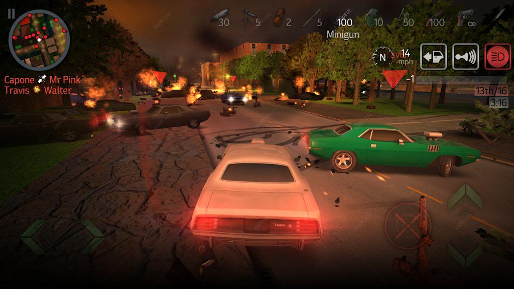 Расплата 2: Боевая песочница screenshot